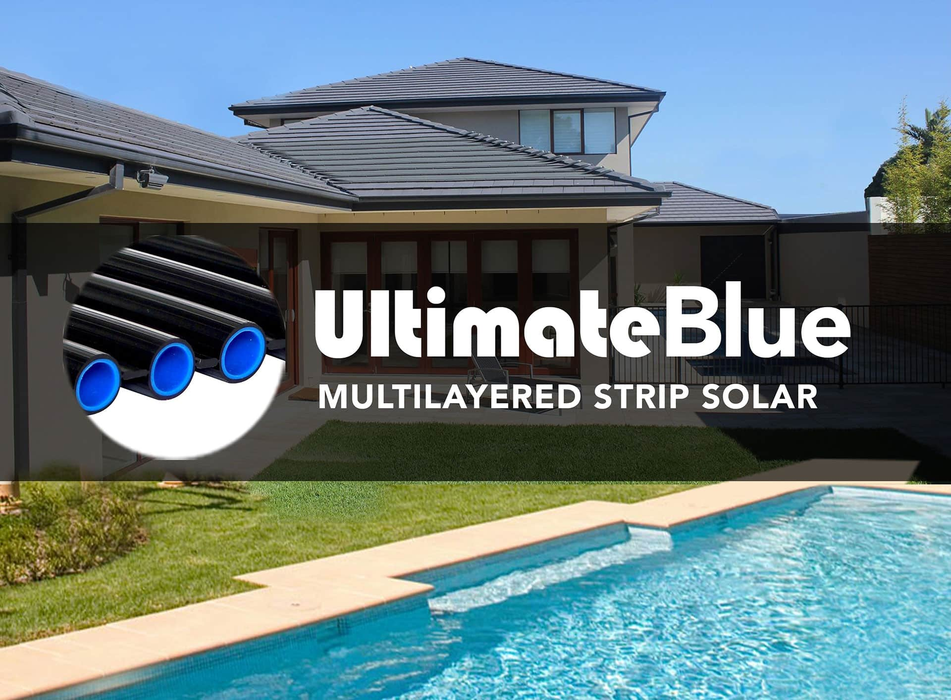 Boss Solar Ultimate Blue Solar Pool Heating